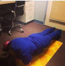 Work Planking