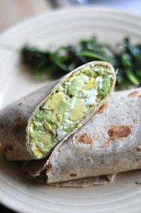 Egg and avacado